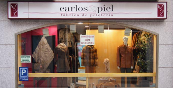 Fábrica piel Madrid